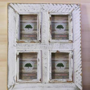 A6 Rustic frame set of 4