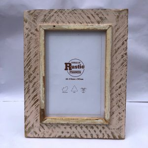 pink a4 picture frame