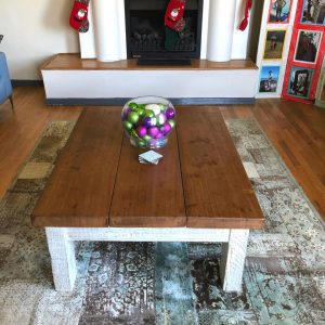 Farmhouse coffee table 120 x 90cm