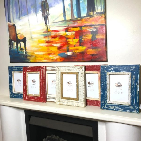 French Connection A5 Picture Frames