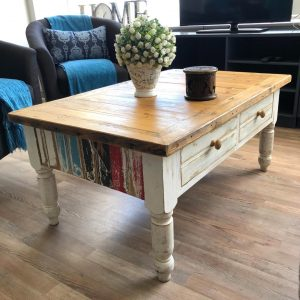Madiba rectangle coffee table 110 x 70cm