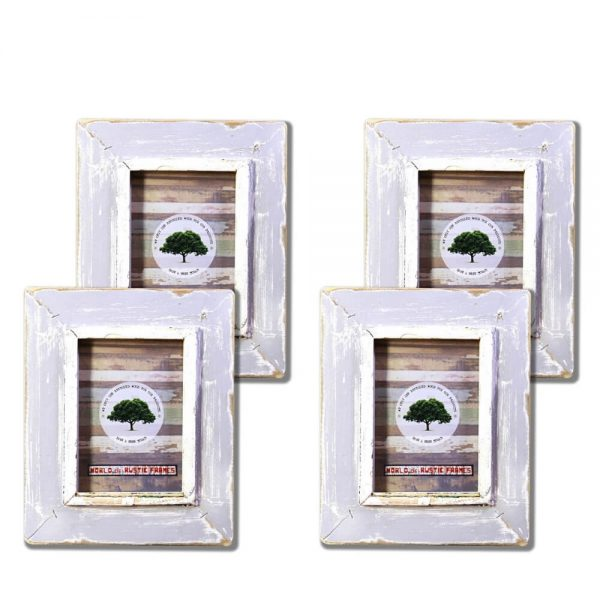 grey rustic picture frame
