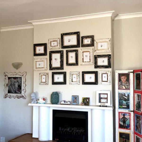 15 piece frame set
